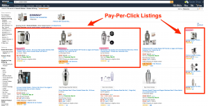 amazon pay per click ads datafeed automation